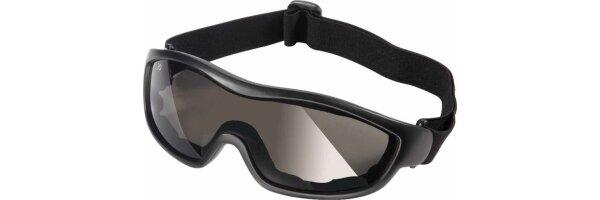 Masken, Brillen & Gesichtsschutz