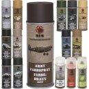 Farbspray Army 400 ml von MFH