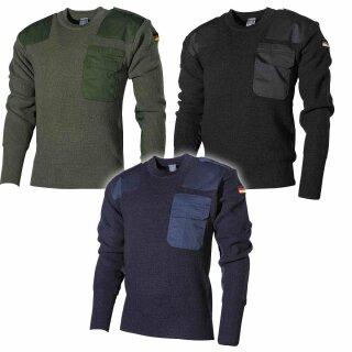 Bundeswehr Pullover von MFH mit Brusttasche