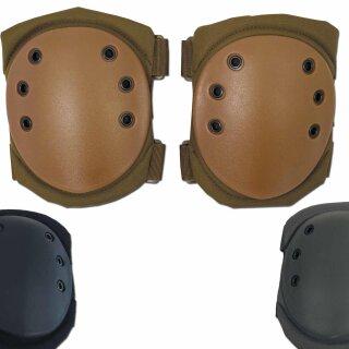 Knieschützer mit Kunststoff-Protektor von MFH