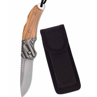 Taschenmesser  small street mate von e.d.c.®  mit Nylontasche