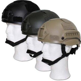 US Helm MICH 2002 von MFH in 3 verschiedenen Farben