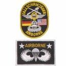 Abzeichen U.S. Fallschirmjäger Airborne oder...