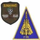 "Abzeichen ""U.S. Airborne - mess with the best""..."