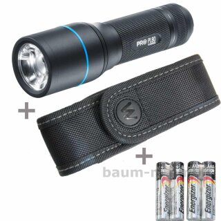 Taschenlampe PRO PL 80 von WALTHER mit max. 725  Lumen