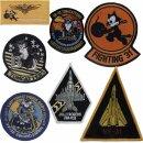 "Abzeichen US-Navy ""VF-31 TOMCATTERS/VF-32..."