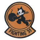 """Abzeichen US-Navy """"VF-31 TOMCATTERS/VF-32 Swordsmen/VF103 Jolly Rogers"""" -original ARMY Style- wahlweise in 7 Motiven"""