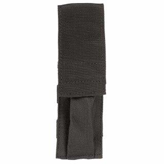 Messertasche für Taschenmesser, Länge: 16 cm Farbe: schwarz