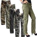 Damen-Hose Ladies Premium Trousers Slimmy von SURPLUS
