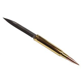 Taschenmesser .50 Caliber Bullet Knife -Brieföffner