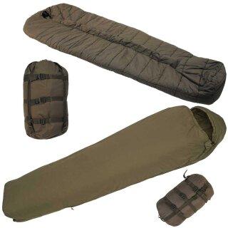 """Schlafsack """"Tropen"""" oder """"Defence 4""""  -gebraucht- von CARINTHIA"""