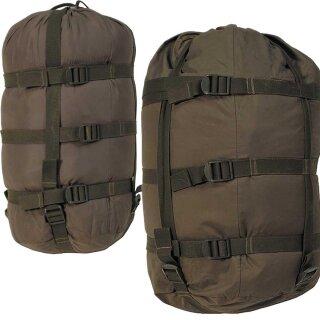 """Packsack / Kompressionssack """"Tropen"""" oder Packsack """"Defence 4""""  -gebraucht- von CARINTHIA"""