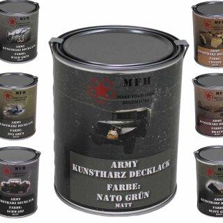 Army Lack 1 Liter von MFH