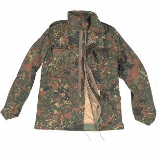 US-Feldjacke M65  für Kinder von MIL-TEC®  Farbe: flecktarn