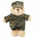 Teddy mit Uniform