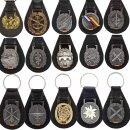 Schlüsselanhänger mit Bundeswehr-Truppen-Abzeichen