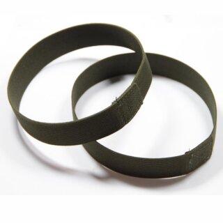 BW Hosengummi (1 Paar) Farbe: oliv