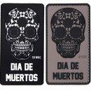 Emblem 3D PVC DIA DE MUERTOS