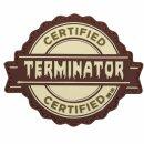 Emblem 3D Certified Terminator #17071