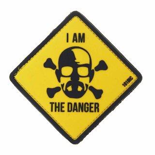 Emblem 3D PVC I AM THE DANGER #11149
