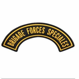 Emblem 3D PVC Brigade Forces Speciales #9030