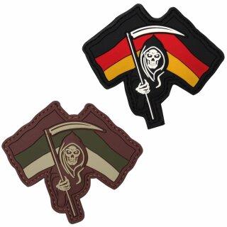Emblem 3D PVC German Reeper