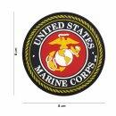 Emblem 3D PVC United States Marine Corps