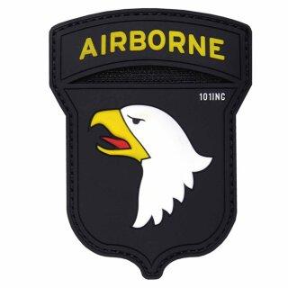 Patch 3D PVC Airborne 101st #17023