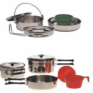 Koch-Set für 1 Person oder 2 Personen von MIL-TEC®