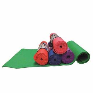 Unterlegmatte Camping / Yoga / Fitness 180 x 60 x1,5 cm