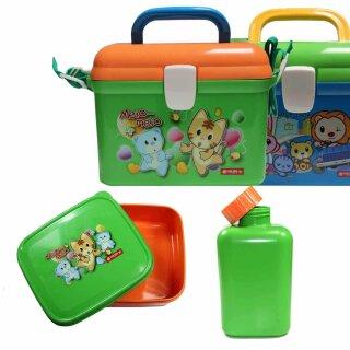 Kinder-Lunchbox 2 Motive zu Auswahl