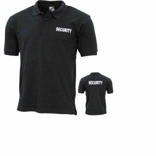 Poloshirt Security