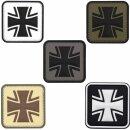 Emblem 3D PVC Patch Eisernes Kreuz