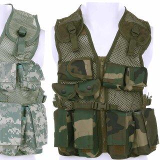 Tactical-Weste für Kinder von 101 Inc.