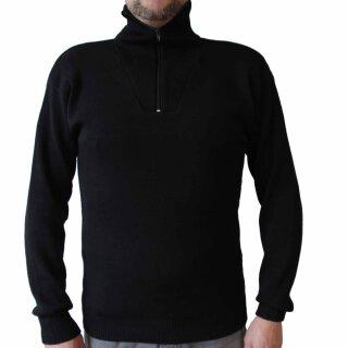 Seemannspullover  Auckland Farbe: dunkelblau 100% Wolle