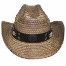 Western-Hut mit Hutband, verschiedene Modelle