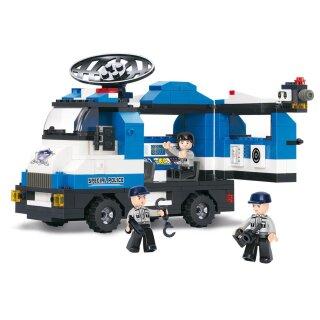 Baustein-Set Mobile Polizei Einheit M38-B0187 von SLUBAN
