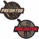 Emblem 3D Rubber Patch Predator