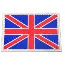 Emblem 3D Rubber Patch England