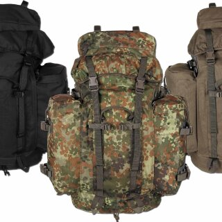 Rucksack Mountain von MFH 80 l + abnehmbare 20 l Daypacks