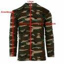 Langarmshirt Woodland von Fostex Garments