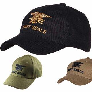 Baseball Cap Navy Seals von Fostex Garments