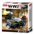 Baustein-Set WWII Army model B M38-B0678B von Sluban