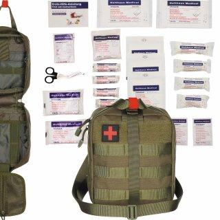 Erste Hilfe-Tasche von MFH (große Ausführung) mit Inhalt