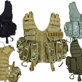 Tactical Airsoft Weste von 101 Inc.