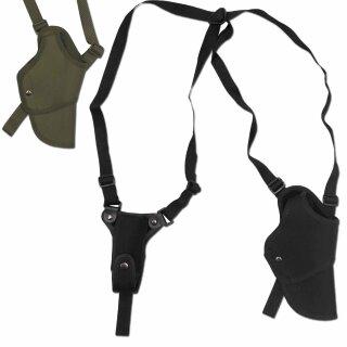 Pistolen-Schulterholster mit Magazintasche von MFH