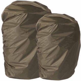 Rucksacküberzug klein bis 80 oder groß bis 130 Liter von MIL-TEC®