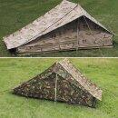 Einmann-Zelt mit Boden der Holländischen Armee,...