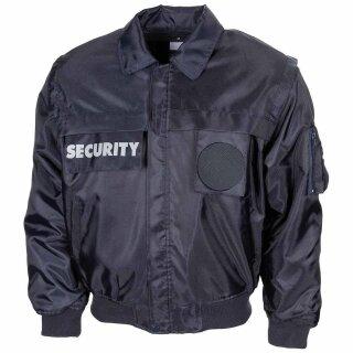 Blouson Security (dunkelblau) von MFH mit abnehmb. Ärmeln