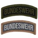 Klett-Abzeichen Bundeswehr-Schriftbogen